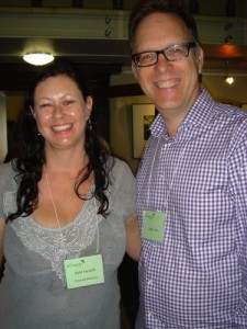 NSW Writers' Centre Speculative Fiction Festival 2013: Kate Forsyth & Garth Nix