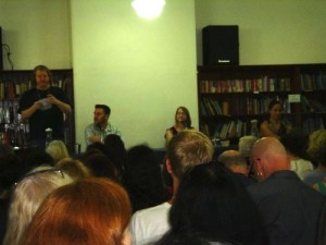 """""""Publishing Into The Future"""" with Russell B Farr, Joel Naoum, Zoe Walton & Dionne Lister"""