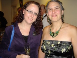 Kate Eltham & Laura Goodin